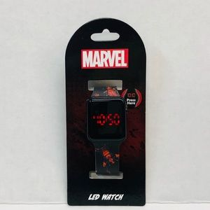 Deadpool led watch